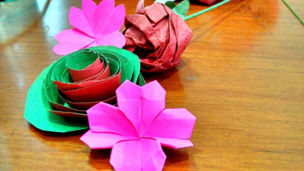 Crafts - Origami (2)