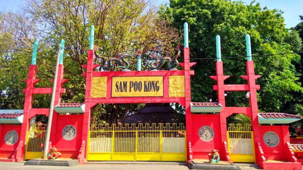 Semarang - Sam Poo Kong (1)