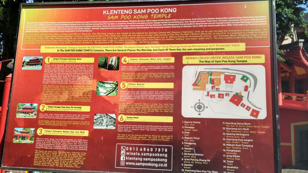 Semarang - Sam Poo Kong (5)