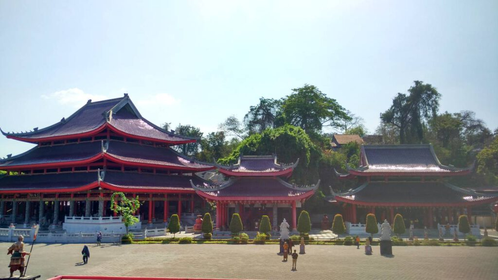 Semarang - Sam Poo Kong (8)